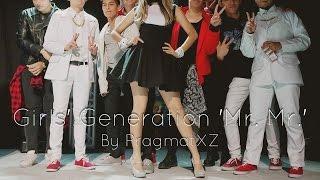 pragmatxz xyx zeoul girls generation 소녀시대 mr mr cjmc 47