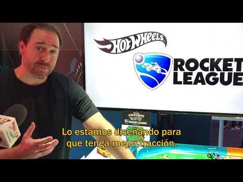 Mattel Augmoto y Rocket League ★Juegos juguetes y coleccionables★
