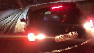 ночной обзор Suzuki SX4