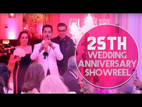 Raghav Sachar | Live Performance | 25th Wedding Anniversary Celebrations Showreel