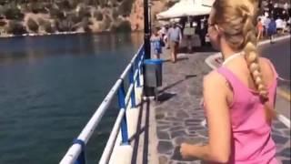 о. Крит, Греция, день 2(Видео-дневник второго дня с острова Крит., 2016-08-23T09:32:06.000Z)