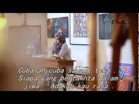 Tasha Manshahar & Syed Shamim - Cuba Teka karaoke lirik..