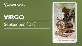VIRGO SEPTEMBER 2017 💝EXPECT UNEXPECTED LUCK, THROUGH FAMILY OR BUSINESS
