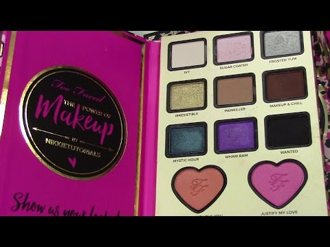 GRWM MY HONEST VIEW ON THE POWER OF MAKEUP TOOFACED