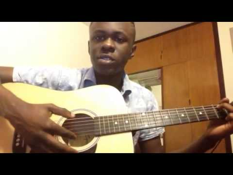 How to play african queen by tuface on the guitar