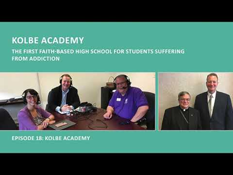 Battling High School Addictions: Kolbe Academy