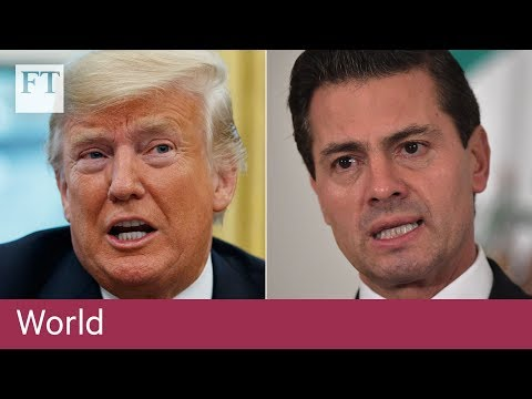 US and Mexico reach breakthrough on Nafta