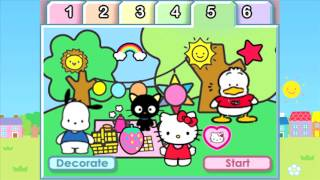 Hello Kitty Picnic with Sanrio Friends Official Trailer