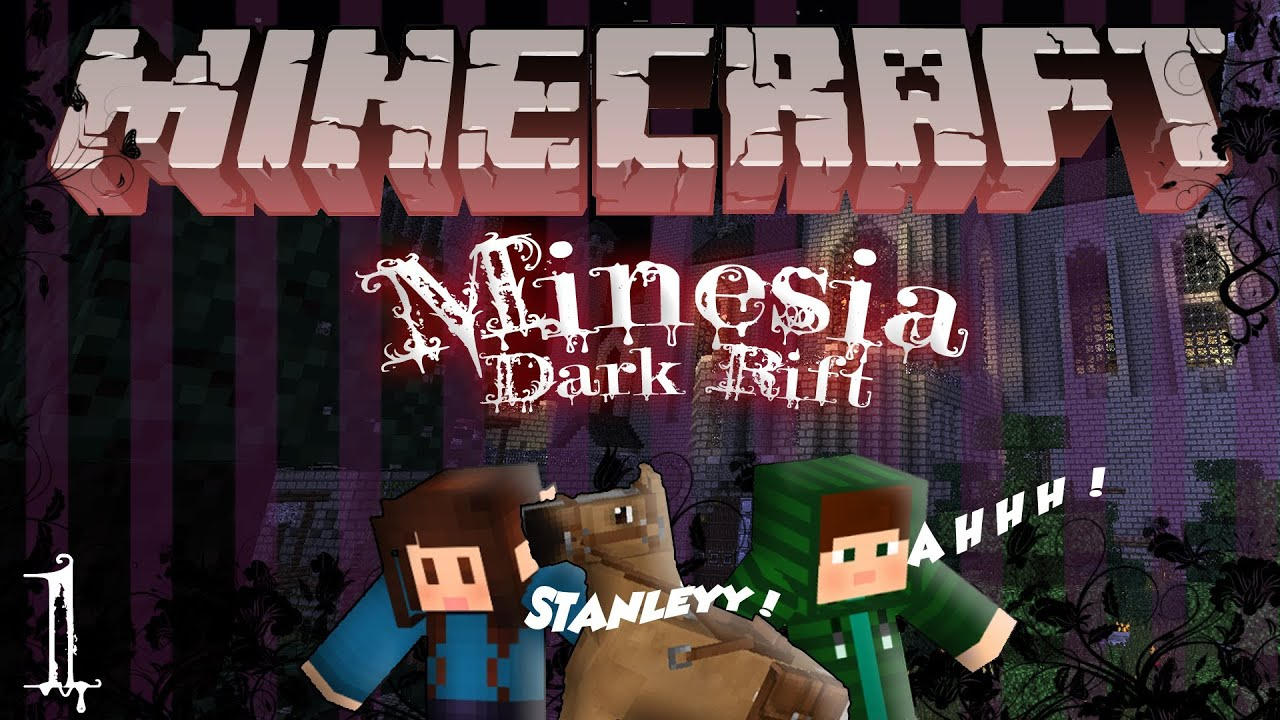Minecraft - Minesia, Dark Rift (Part 1): Fleshy Substance