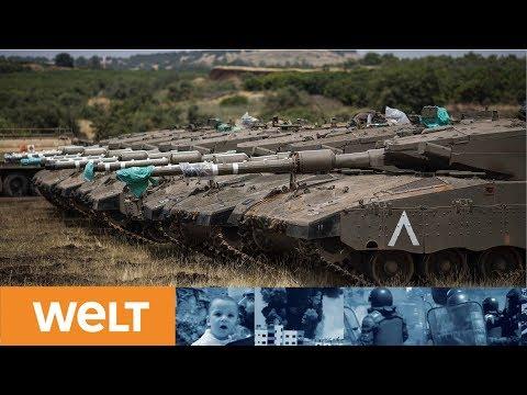 Gefährliche Zuspitzung: Angriffe zwischen Iran und Israel nehmen an Heftigkeit zu