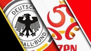 Alemania Vs Polonia Goles/goals Eurocopa 04/09/2015