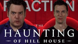 The Haunting of Hill House - Trailer Reaction