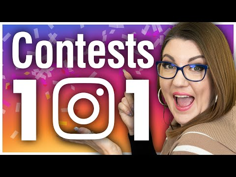 How to Run a Successful Instagram Contest or Giveaway