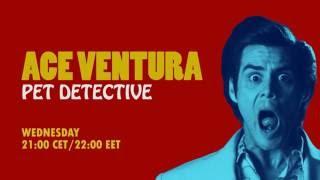 Ace Ventura: Detectivu' lu' pește pe Paramount Channel