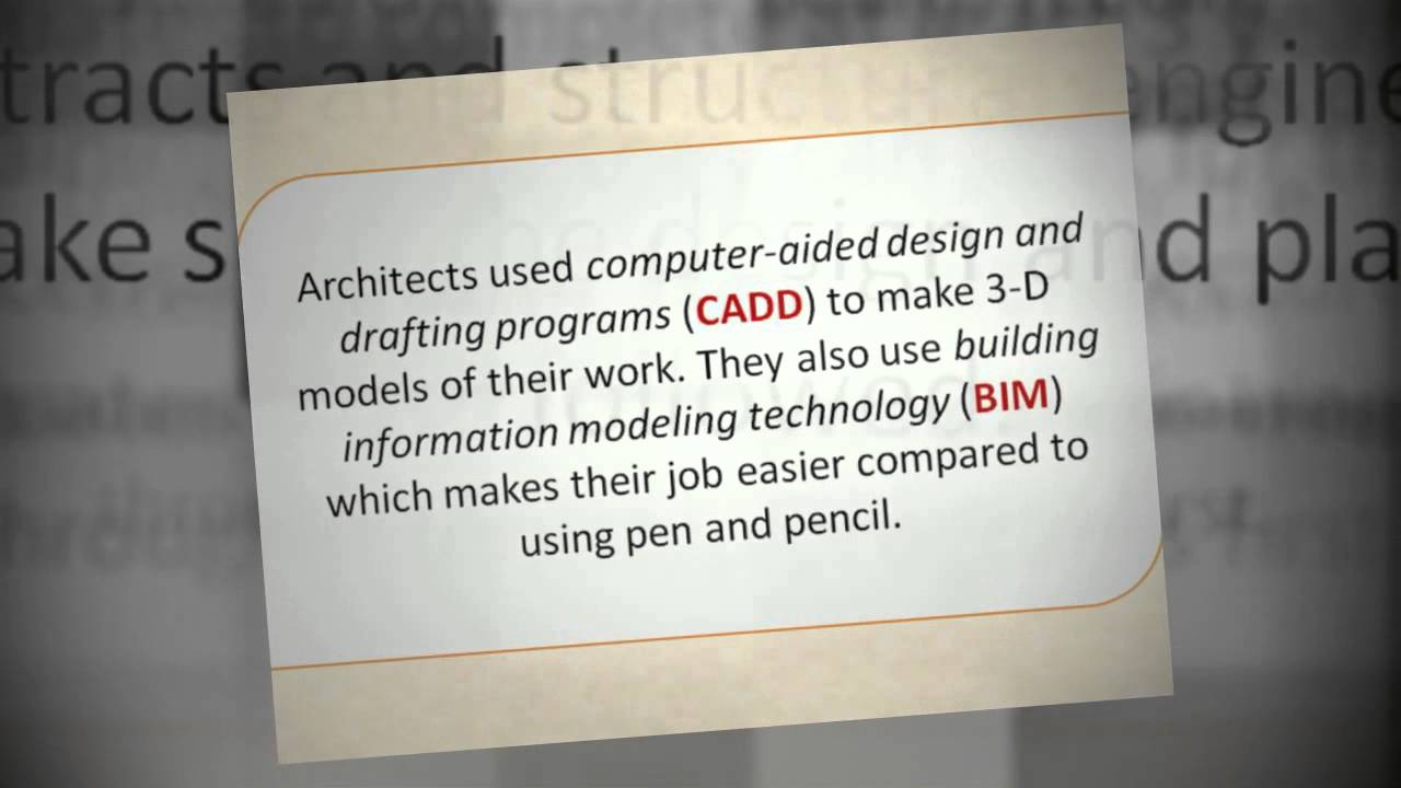 Online Architecture Degree Create Dream Homes As A Career Youtube
