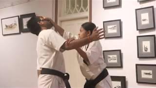 THE KARATE GIRL / KYOKUSHIN/ FULLCONTACT/ MARTIAL ARTS  / WOMEN EMPOWERMENT/ SELF DEFENSE