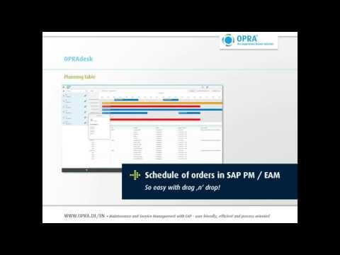 Plant Maintenance with SAP PM / EAM