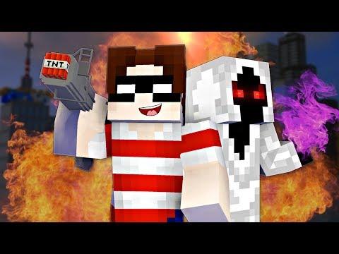 ХЕДШОТ - Майнкрафт Рэп Клип Легендарный Грифер | Headshot Minecraft Griefer Parody Song