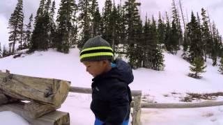 Vlog #9: Cedar Breaks National Monument and a Beaver, UT Truck Stop
