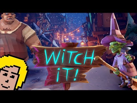 "LOSING MY MIND!!! | ""WITCH IT"""