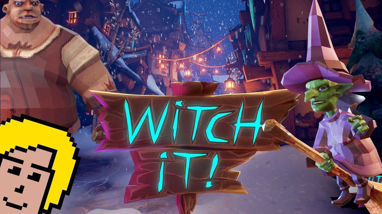 witch it game online