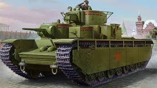 10 Невероятных танков СССР о которых ВЫ не знали. Советские танки начала Второй Мировой
