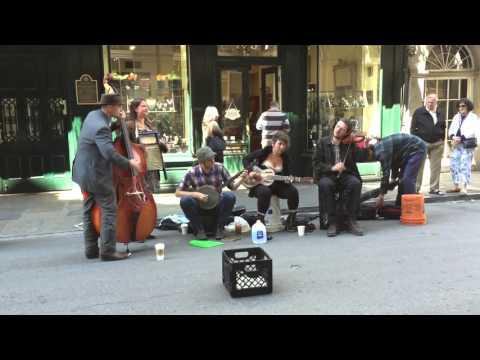 New Orleans Street Musicians- C.C. Rider