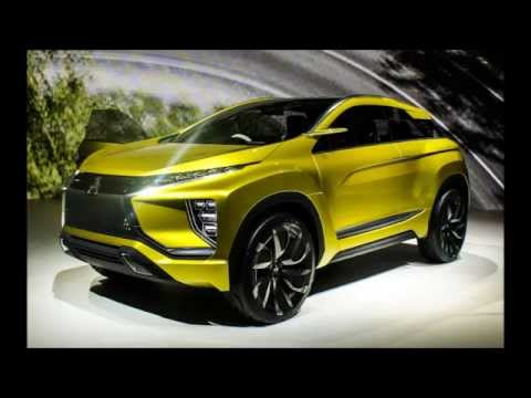 mitsubishi ex concept and new small suv in 2017 youtube. Black Bedroom Furniture Sets. Home Design Ideas