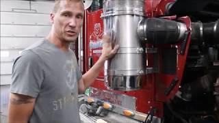 Evan's Polishing: How to Polish Stainless Air Cleaner