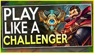 HOW TO PLAY GRAVES LIKE A CHALLENGER! RANK 1 CHALLENGER KAYN (#1 GRAVES GUIDE) - League of Legends