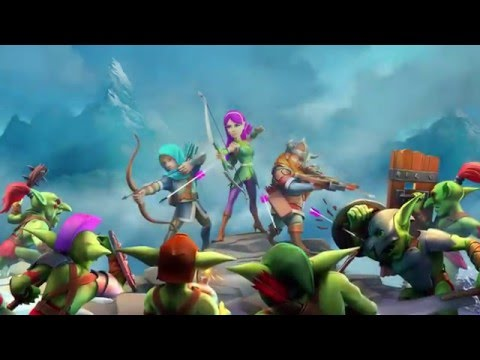Tiny Archers iOS/Android Teaser Trailer