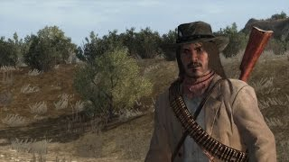 Red Dead Redemption - Walkthrough - Epilogue : Souvenez vous de ma famille [FR-1080p60]