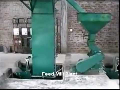 Manek - Feed Mill Plant for Poultry and Cattle Feed