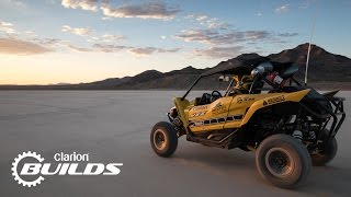 Clarion Builds Yamaha YXZ1000R Desert Adventure