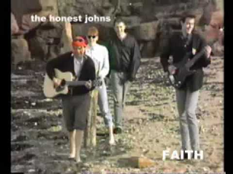 The Honest Johns - Faith 1988