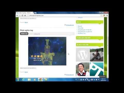 Hướng dẫn download phim Phật nghìn tay