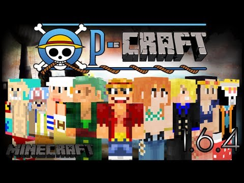 Minecraft: ONE PIECE MOD!! (1.6.4) (OP-Craft) - YouTube