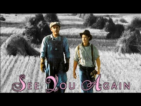 Of Mice and Men - George & Lennie || See You Again