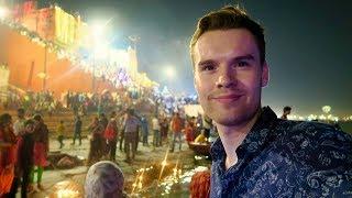 VARANASI BLEW MY MIND 🇮🇳 DEV DEEPAWALI FESTIVAL 2017 & TOUR OF INDIA'S HOLIEST CITY