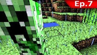 Tackle⁴⁸²⁶ Minecraft (1.7.9) #7 - ประกาศให้โลกรู้ว่าใครใหญ่ ~!