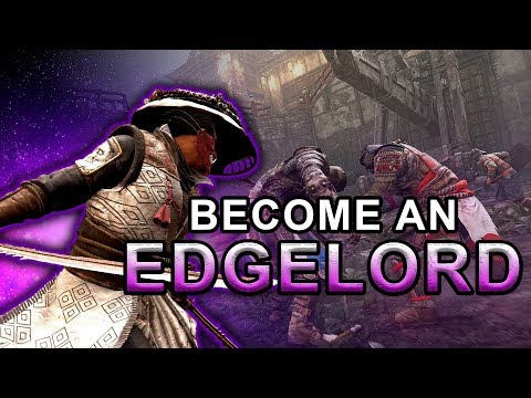 For Honor: Aramusha Guide | BECOME AN EDGELORD