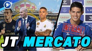 Zinedine Zidane prend les choses en main pour son grand ménage au Real Madrid | Journal du Mercato