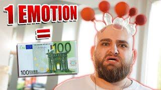 100€ Strafe pro Emotion!