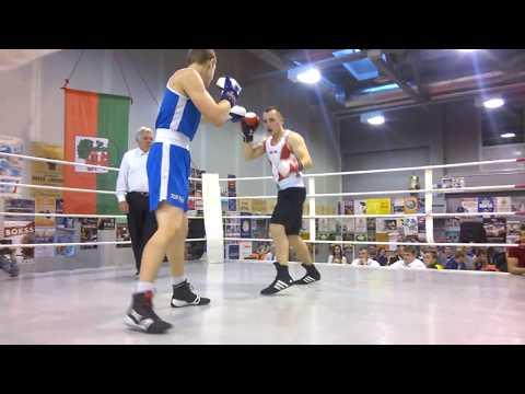 Mārtiņš Šterns kļūst par Liepājas čempionu boksā