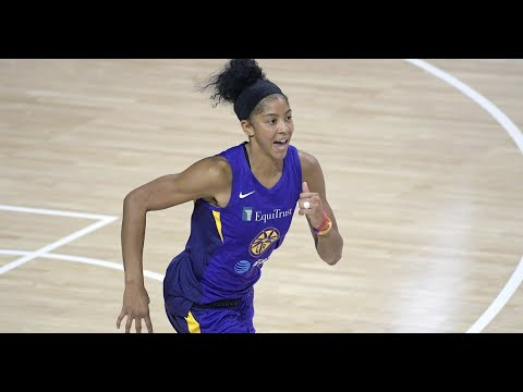 Candace Parker gets 'best of both worlds' by leaving Sparks for ...