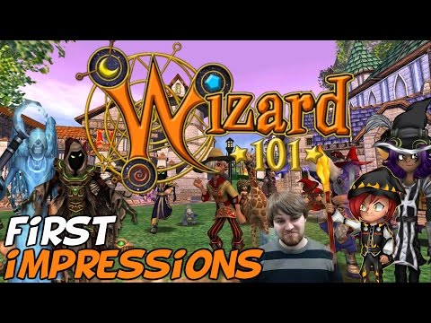 Wizard101 First Impressions