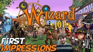 "Wizard101 First Impressions ""Still Worth Playing?"""