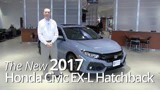 Review: 2017 Honda Civic Hatchback EX-L - St Paul, White Bear Lake, Brooklyn Center, Burnsville, MN