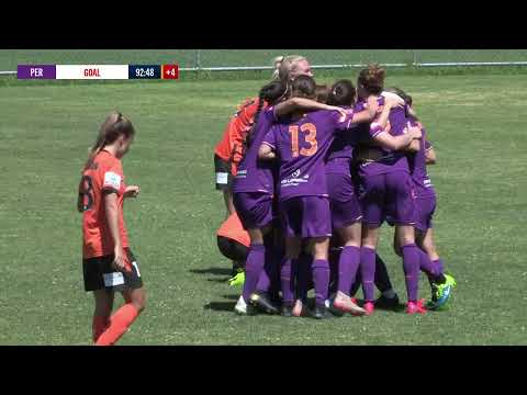 Westfield W-League 2019/20: Round 12 - Perth Glory Women V Brisbane Roar FC Women (Full Game)