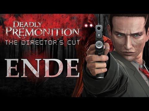 Deadly Premonition: Directors Cut - Let's Play #63 - ENDE - Epilog, Abspann,usw.
